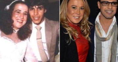 """""""Só me casei com Zilú porque ela estava grávida"""" diz Zezé di Camargo"""