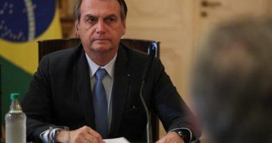 Bolsonaro pede ao Congresso