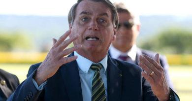 """Bolsonaro pede jejum com o objetivo de """"livrar o Brasil do coronavírus"""""""