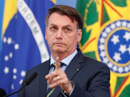 BOLSONARO AFIRMA QUE PODE FALTAR DINHEIRO PARA PAGAR SERVIDOR ...