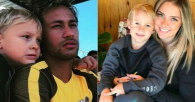 Aos 8 anos, Davi Lucca, filho de Neymar tem doença séria revelada!!