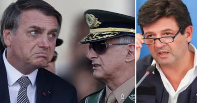 Bolsonaro só demite