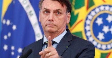 Bolsonaro afirma