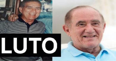Morre o irmão de Renato Aragão. Descanse em paz!!