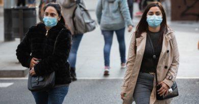 Covid-19: País impõe multa e 3 anos de prisão para quem sair sem máscara.