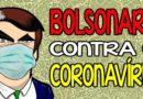 Vídeos! Bolsonaro vira desenho animado com suas declarações inusitadas