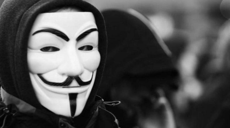 O grupo Hacktivist anônimo derrubou o site de PD de Minneapolis?