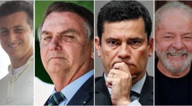 Sai a primeira pesquisa para eleições 2022, após demissão de Sérgio Moro e resultado surpreende