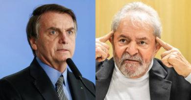 Lula disse que apresentará pedido de impeachment contra Jair Bolsonaro