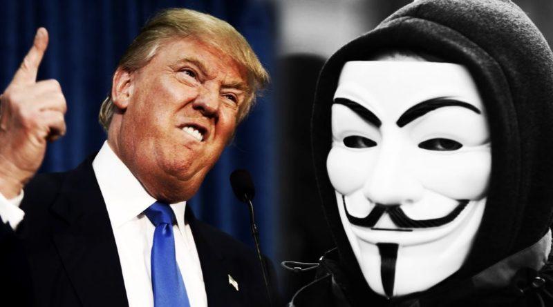 """Coletivo de hackers Anonymous acusa Trump de ter mandado matar Jeffrey Epstein para """"encobrir sua história de tráfico de crianças e estupro"""""""