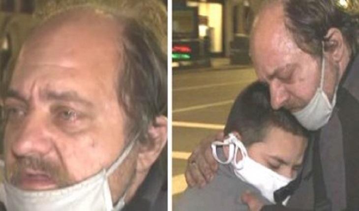 Viúvo perde o emprego por causa da pandemia e é forçado a dormir na rua com o filho de 10 anos