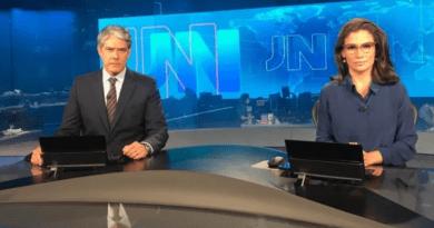 William Bonner faz reclamação ao vivo no JN, expõe ordem da Globo e deixa público incrédulo: 'É isso mesmo?'