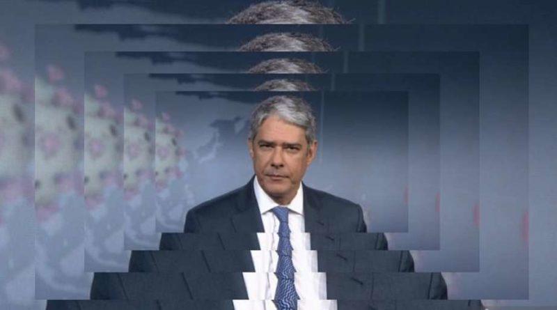 URGENTE: Após ataques e ameaças de morte, William Bonner pode deixar a Globo!