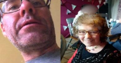 Filho conforta a mãe por chamada de vídeo enquanto ela morria de COVID-19 sozinha no hospital.