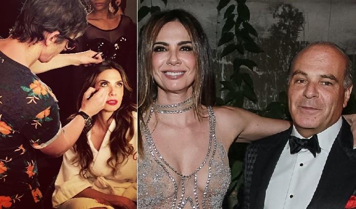 'Se falar o que sei, ela tem que sair do Brasil'; diz maquiador demitido por Luciana Gimenez.