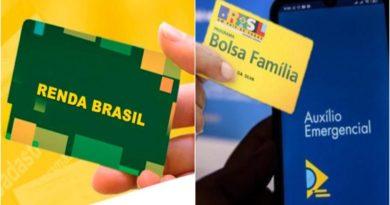 Programa Renda Brasil já tem provável valor e data para ser criado para suceder ao auxílio emergencial