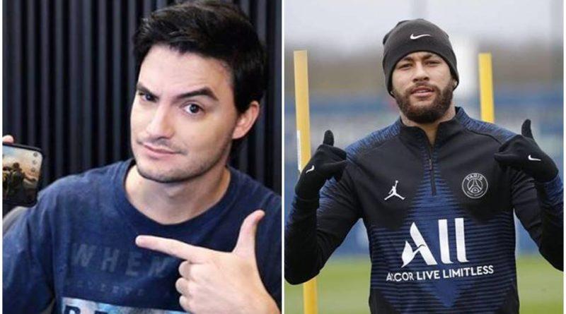 Felipe Neto detona falta de posicionamento de Neymar: 'Vidas negras importam, mas não pra todos'