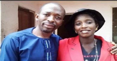 Pastor e sua esposa