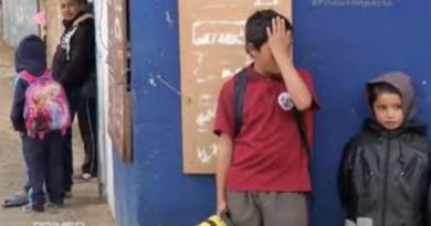 Pais abandonam seus filhos e o mais velho de 11 anos cria sozinho os irmãos abandonados, essa história é de cortar o coração.