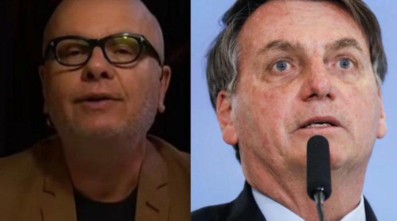 Marcelo Tas cobra dívida de Bolsonaro e promete depositar valor no Auxílio Emergencial
