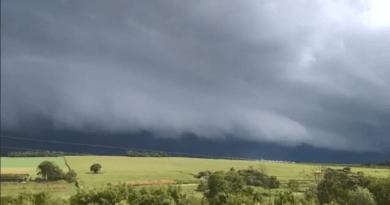 Urgente: Novo ciclone poderá atingir o sul do país; veja o vídeo