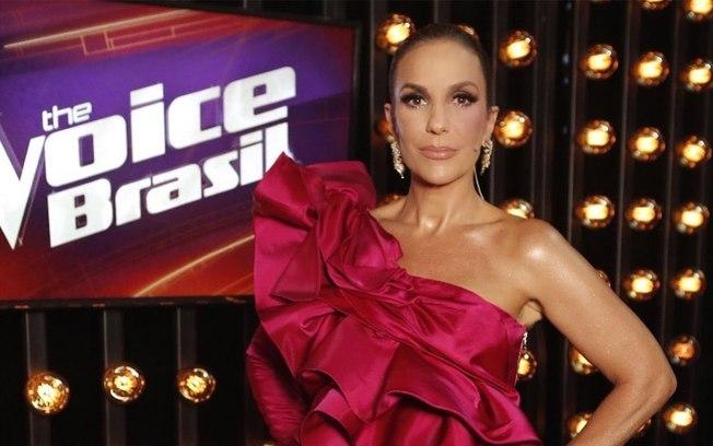 "Ivete Sangalo deixa o ""The Voice"" e será substituída por Carlinhos Brown"