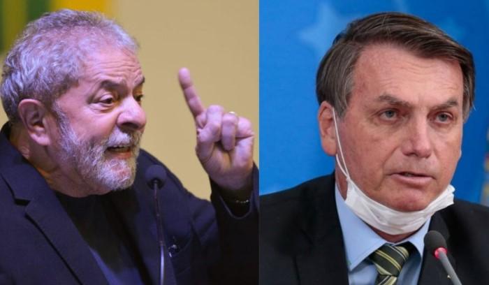Lula afirma que Bolsonaro inventou ter Covid-19 para divulgar cloroquina