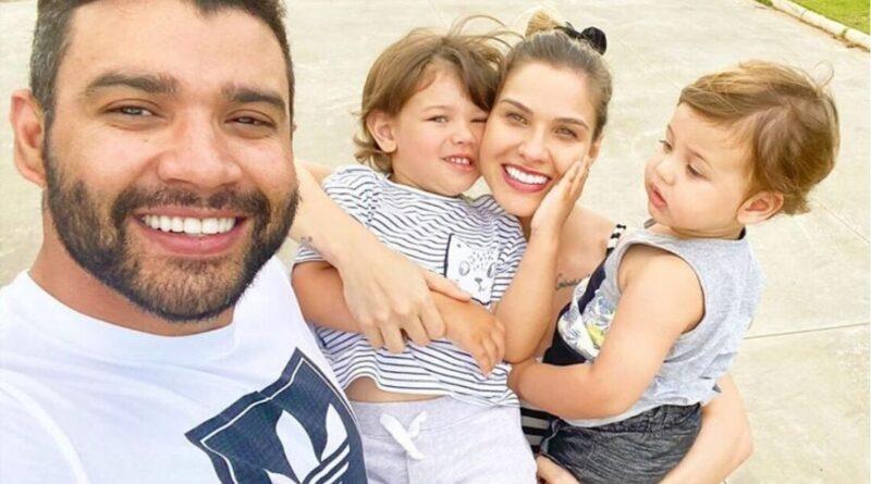 Equipe de Gusttavo Lima encobria as traições do cantor