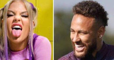 Vídeo Luísa Sonza viralizou depois de Neymar escutar 'Toma' antes de partida