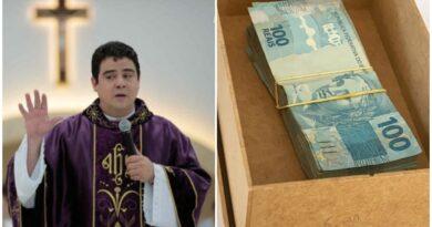 NA BUSCA POR OURO, PADRE CELEBRIDADE GASTOU R$ 1,3 MILHÃO EM PROJETOS DE MINERAÇÃO