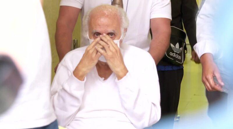 Depois de 4 meses em prisão domiciliar, Roger Abdelmassih retorna para a cadeia