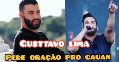 Gustavo Lima pede oração para amigo cantor sertanejo