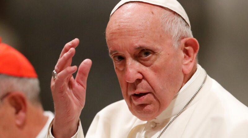 O mundo entra em oração pelo Papa depois do vaticano confirmar Covid-19 na residência oficial de Francisco