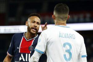 Vídeo mostra toda a discussão entre Neymar e Alváro González até a expulsão do brasileiro; Assista