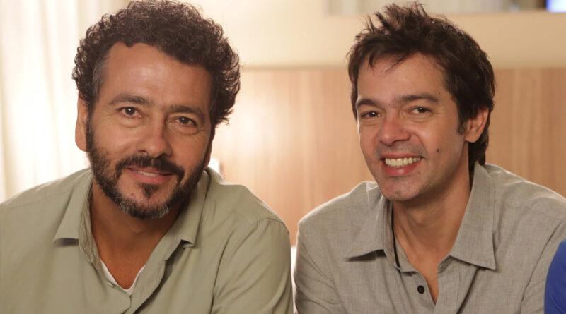 Marcos Palmeiras e Bruno Mazzeo