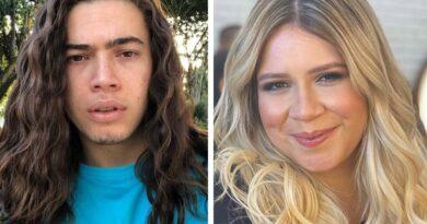 """Whindersson reage a namoro de Luisa Sonza e Vitão com """"sofrência"""" e Marília Mendonça apoia"""