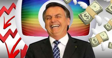 Bolsonaro faz inimiga Globo