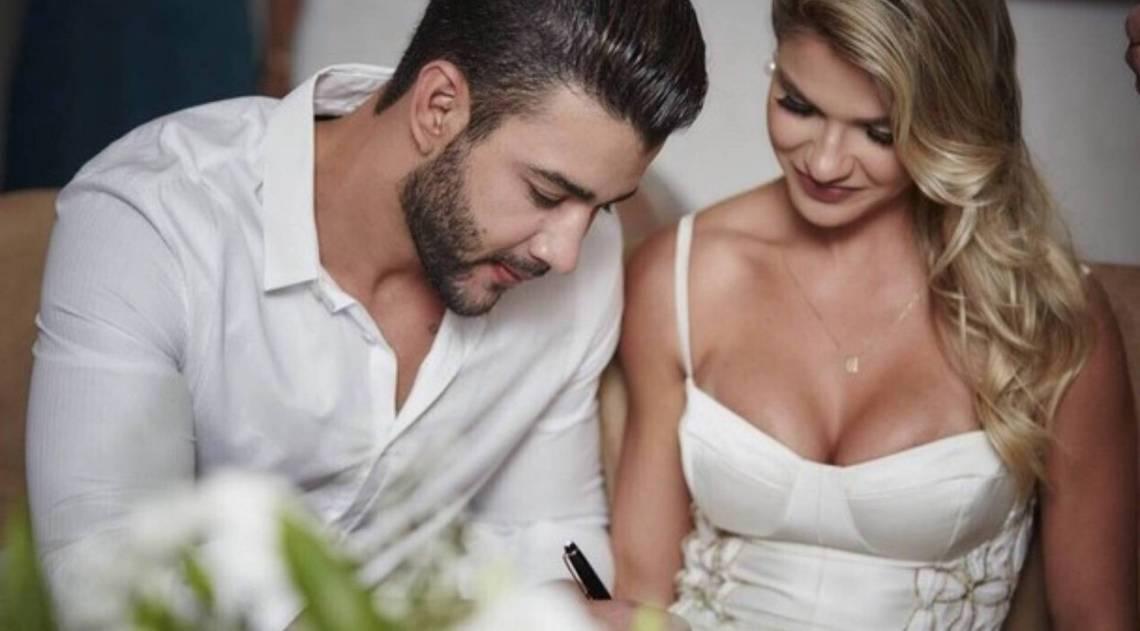 Gusttavo Lima causa briga familiar ao tentar reatar com Andressa Suita