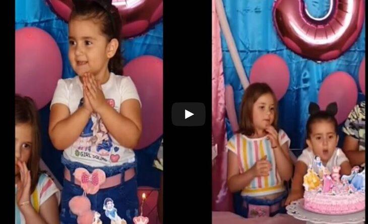 Festinha de criança