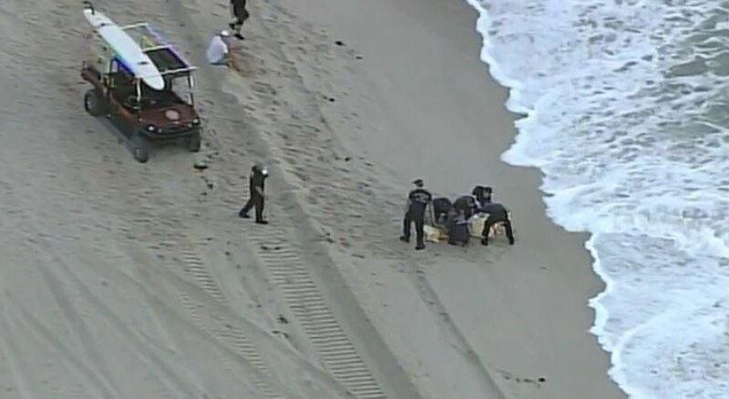 Corpo de atriz querida é encontrado sem vida em praia e público chora. 'Sempre lembraremos de você'.