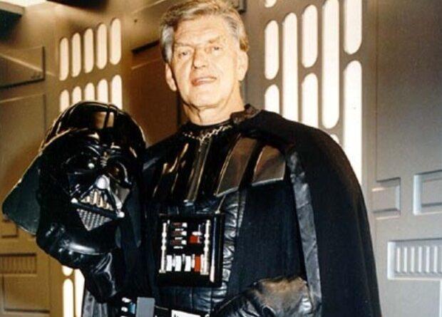 Morre David Prowse, o homem que deu vida à Darth Vader, filha revela os últimos dias de sofrimento do ator