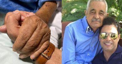 """Zezé Di Camargo fala sobre estado de saúde do pai, na UTI: """"Voltei correndo"""""""