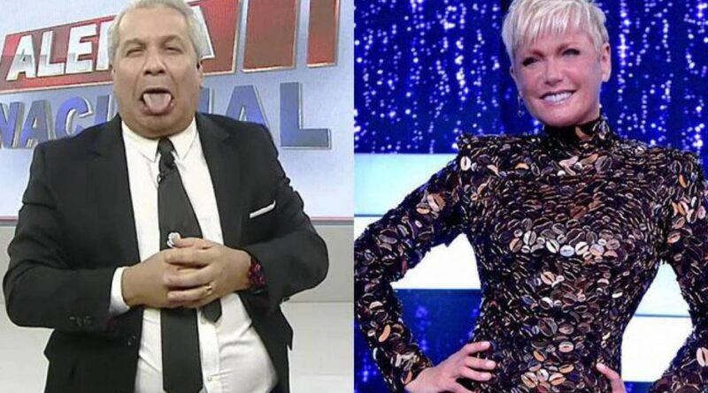 """Sikêra Jr. lança música para Xuxa, faz """"performance"""" ao vivo e humilha apresentadora: """"Não faz mais sucesso"""""""