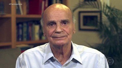 Câncer de Fátima Bernardes pode matar? Drauzio Varella responde