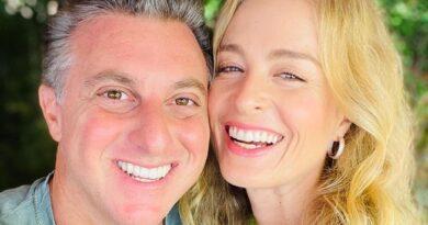 """Angélica relembra começo de namoro com Huck: """"Me encantei pela pessoa"""""""