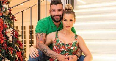 NOTÍCIA DE ÚLTIMA HORA..... Nesse Natal teve reencontro com o casal Gusttavo Lima e Andressa Suita voltaram ou só foi uma recaída