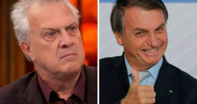 "Bial, após atacar Bolsonaro na TV, é processado por político e sai do ar na Globo: ""Difamou"""