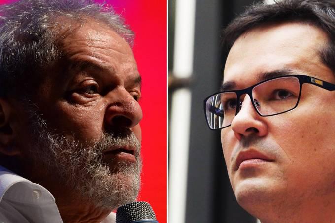 Veja mensagens obtidas por Lula em ação, agora sob sigilo de Lewandowski