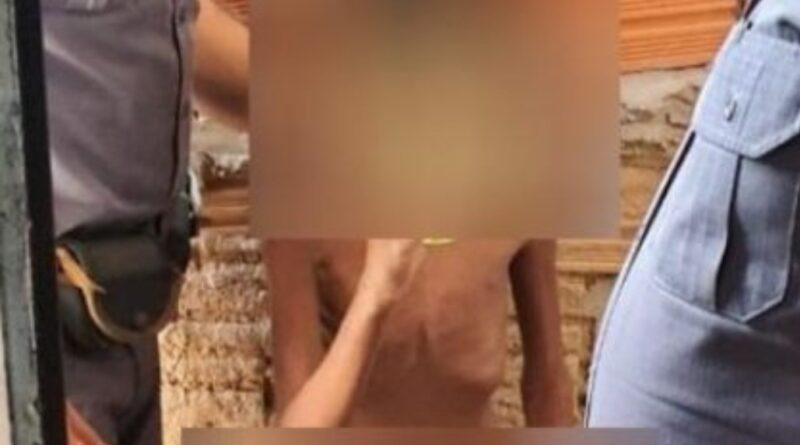 Vizinhos afirmam que pais de criança encontrada em barril pareciam 'gentis'