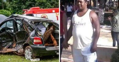 Tragédia: Homem mörre no dia do aniversário, enquanto ia comprar carne para churrasco
